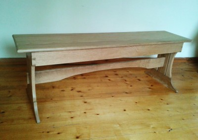 Mainc Dderw | Oak Bench