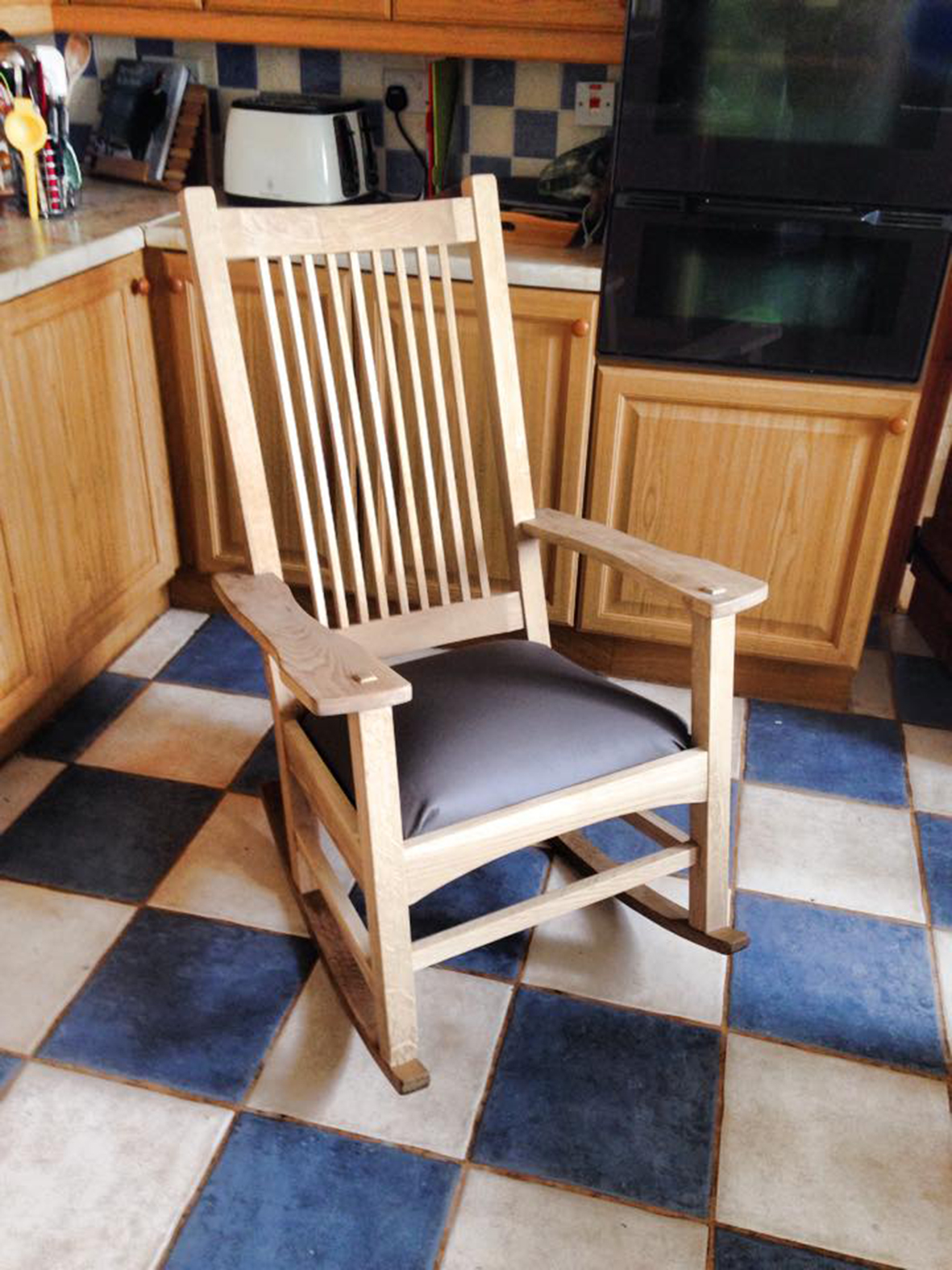 Cadair Siglo | Rocking Chair